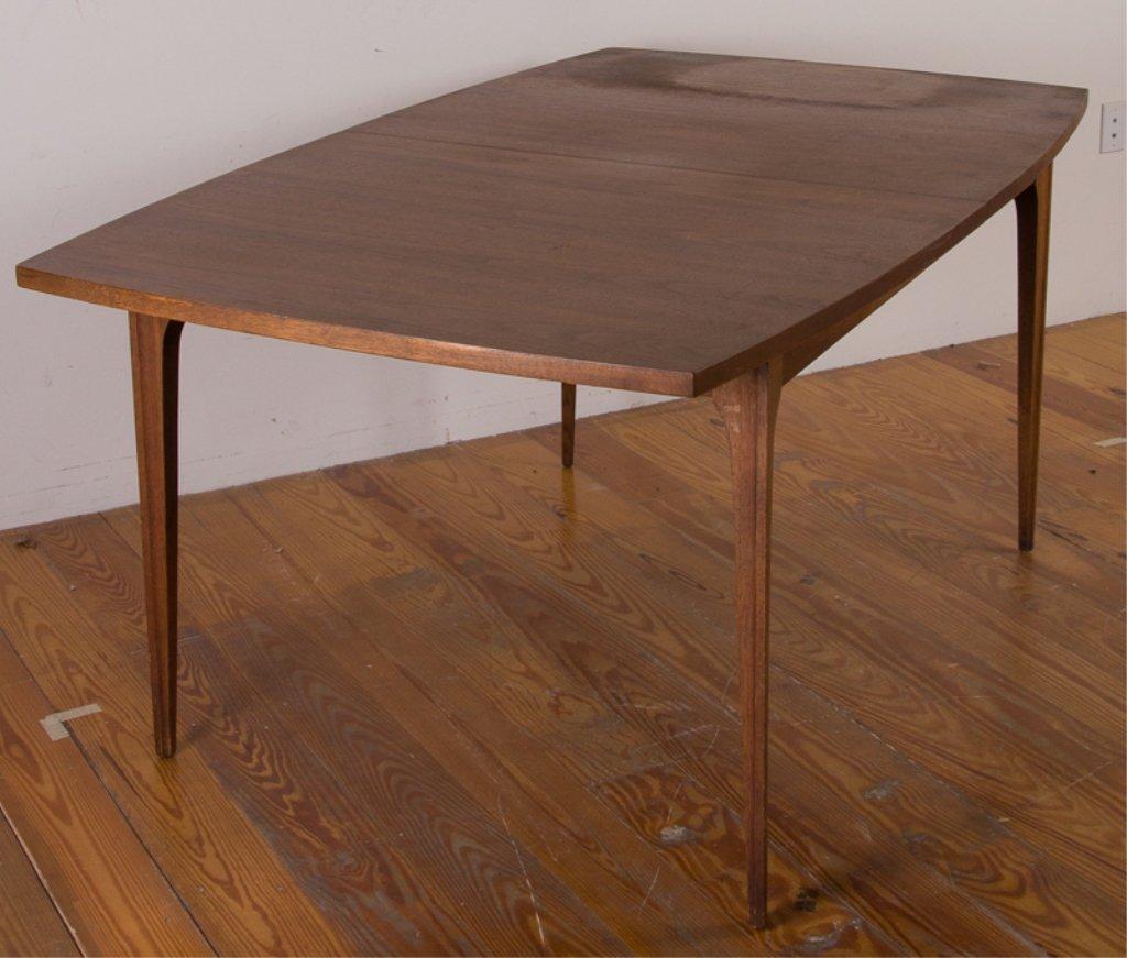 Broyhill Brasilia Walnut Dining Table - 4