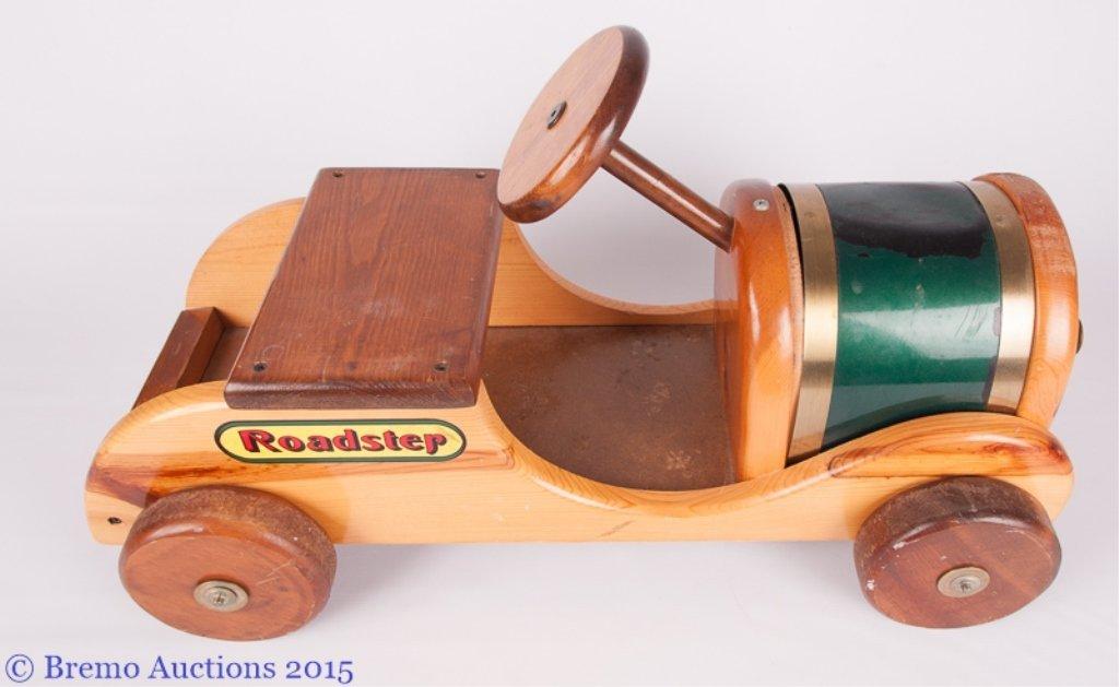 """Roadstep"" Toy Car"