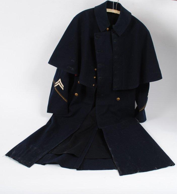 Vintage V.P.I Cadet Overcoat