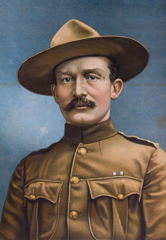 Baden-Powell Framed Print