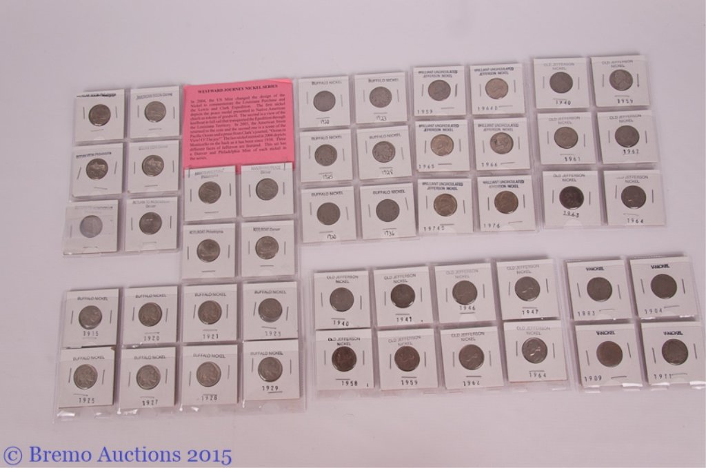 Buffalo Nickels & Others Collection