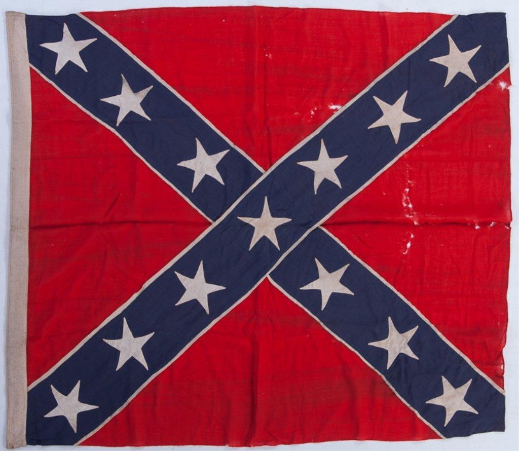 Virginia Confederate Battle Flag, Richmond Prov.
