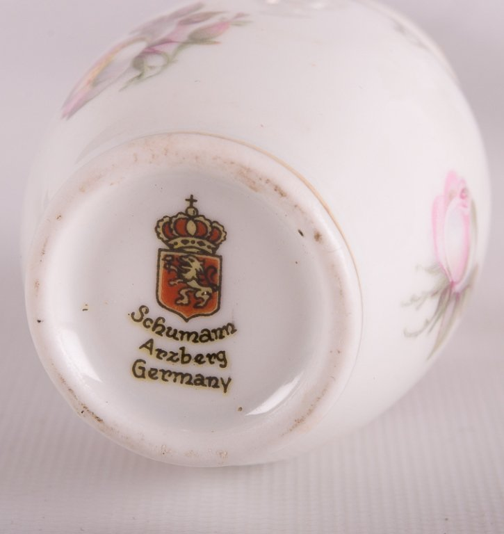 Dresden Porcelain, Lefton China, & Others, Five - 4