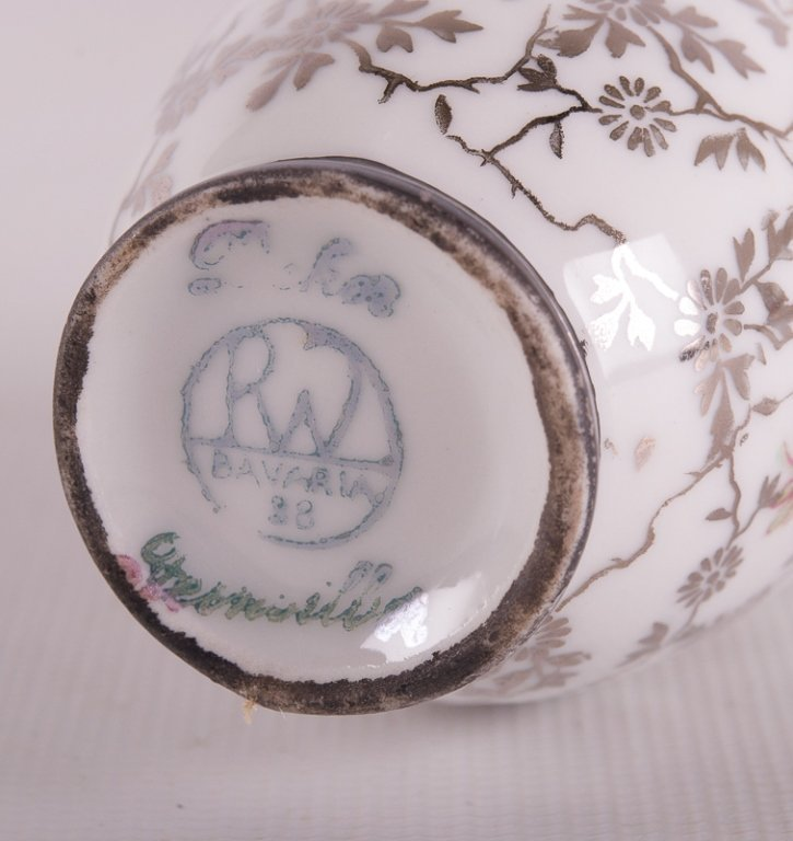 Dresden Porcelain, Lefton China, & Others, Five - 5