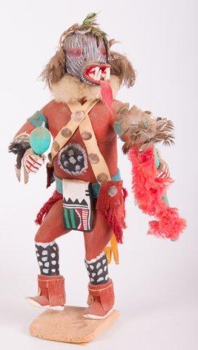 Marcus Nahee Native American Wolf Kachina
