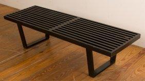 George Nelson For Herman Miller Slat Bench