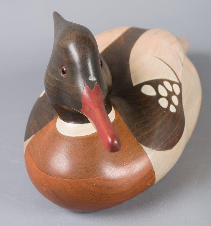 Joan Koposovic Duck Decoy, Signed - 5