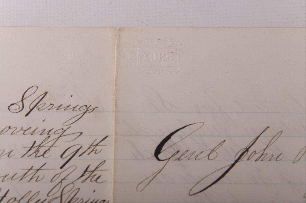 Civil War Missouri Volunteers 1864 Documents - 5