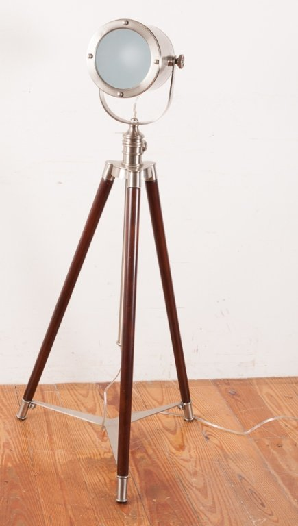 Photographer's Tripod Floor Lamp - 3