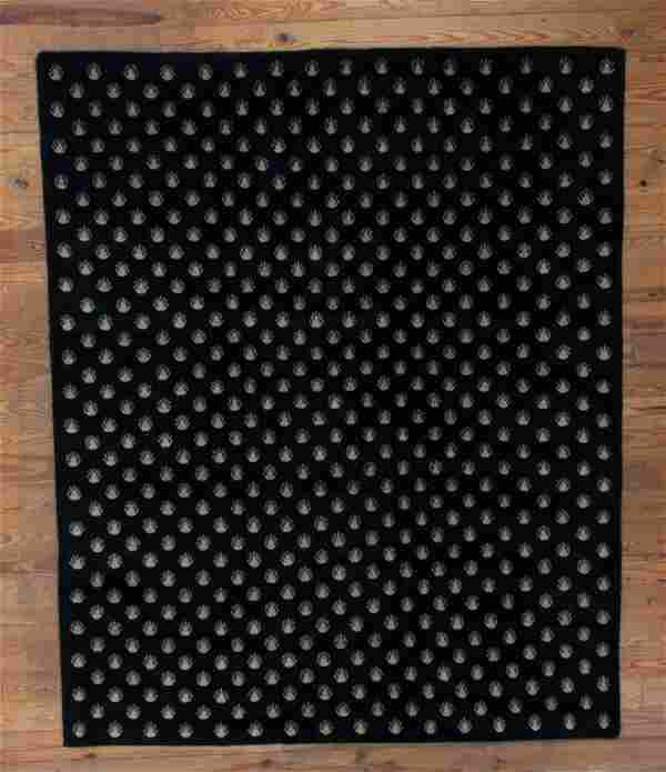 "Modern 8'2"" x 10' Area Rug"