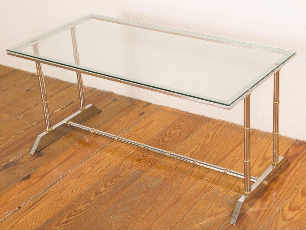 Maison Jansen Style Modern Coffee Table