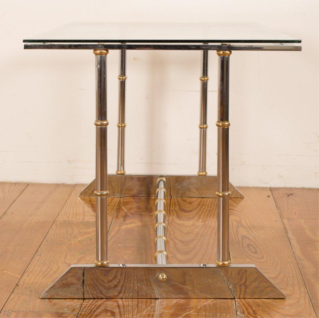 Maison Jansen Style Modern Coffee Table - 4