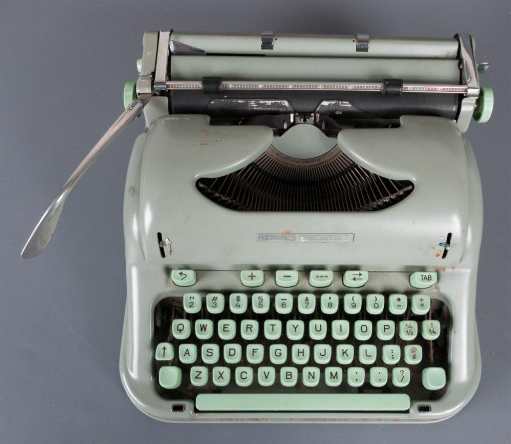Hermes 3000 Typewriter - 7