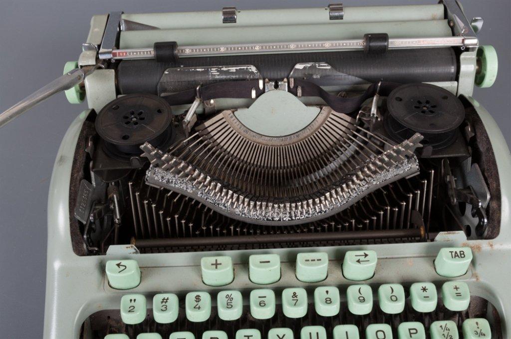 Hermes 3000 Typewriter - 8