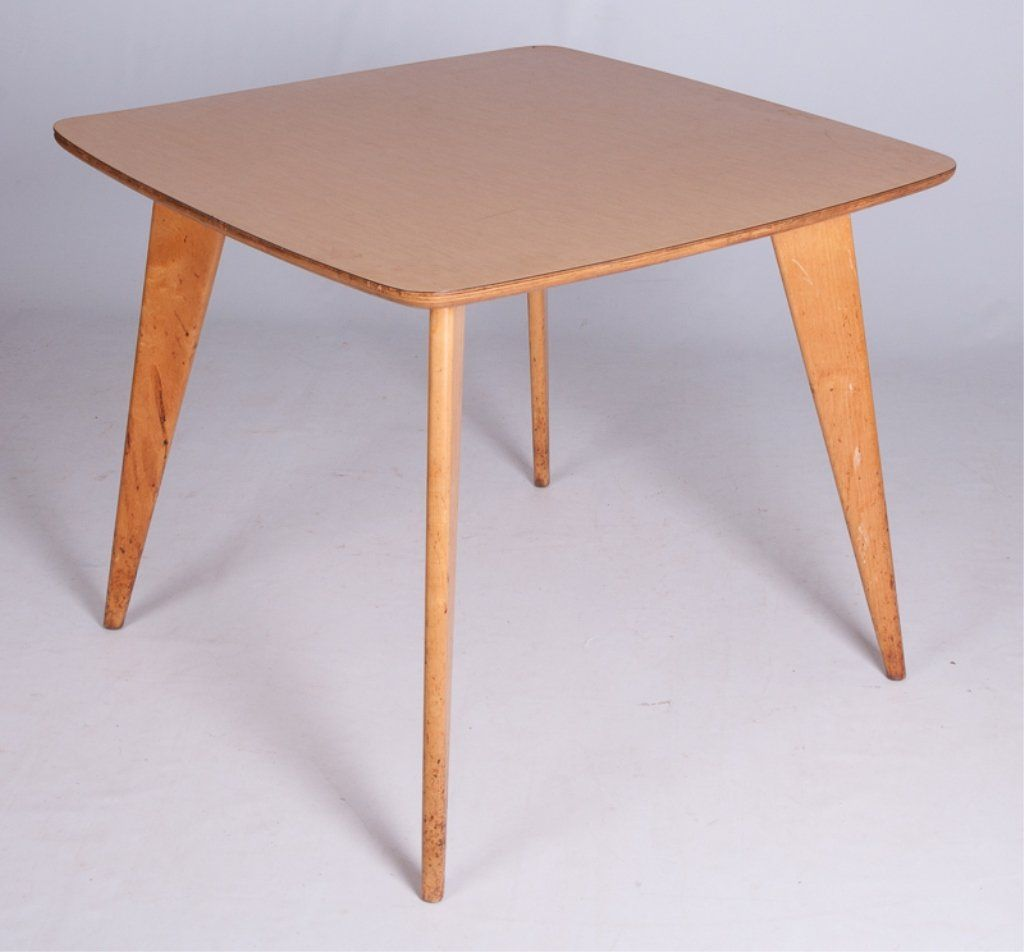 Thonet Modern Dining Table