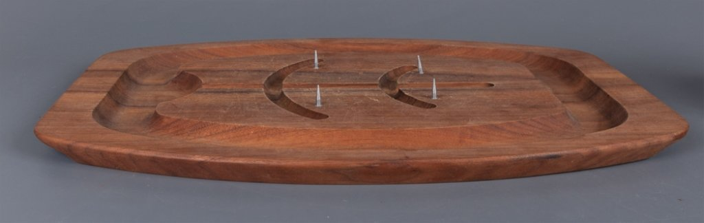 Copco Modern Enamelware & Carving Board - 2