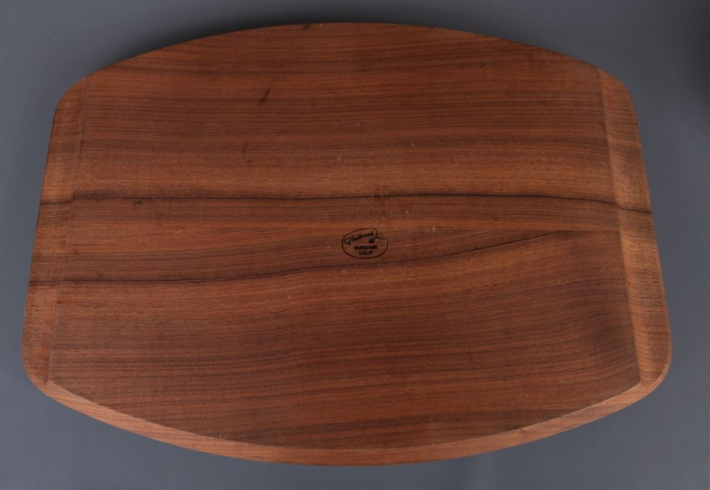 Copco Modern Enamelware & Carving Board - 3