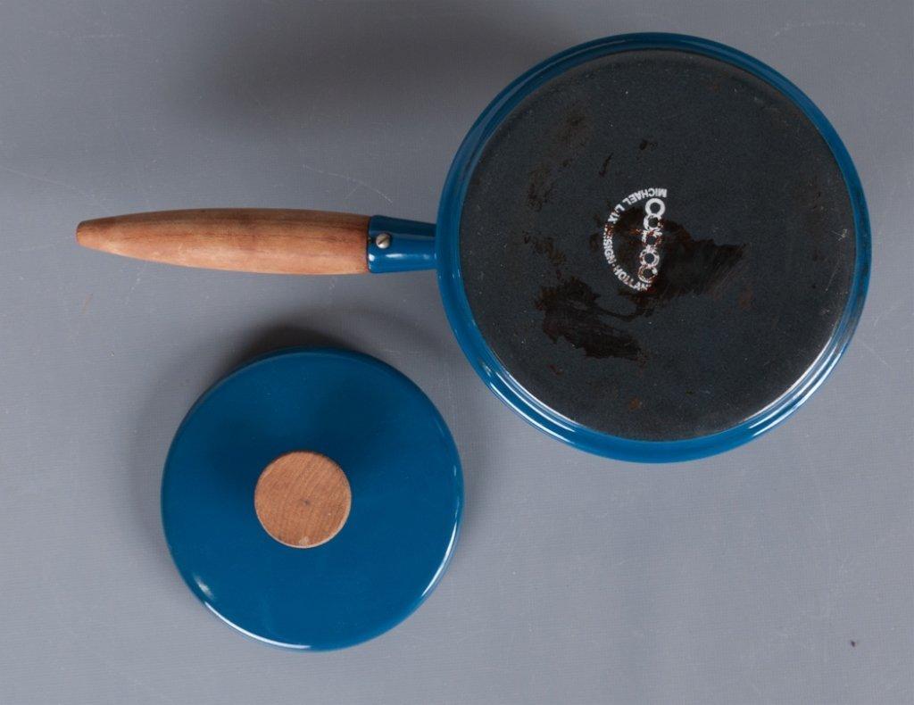 Copco Modern Enamelware & Carving Board - 7