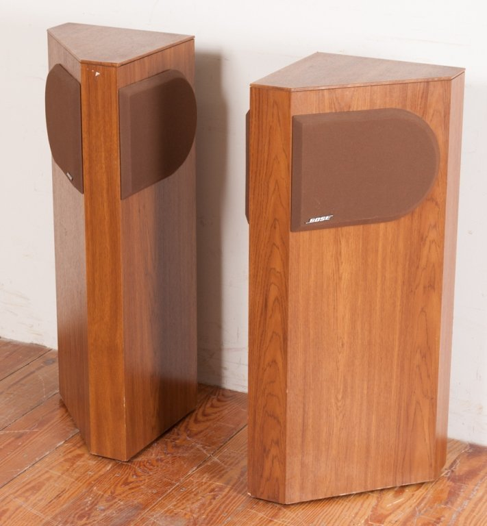 Bose 401 Direct/ Reflecting Speakers, Pair
