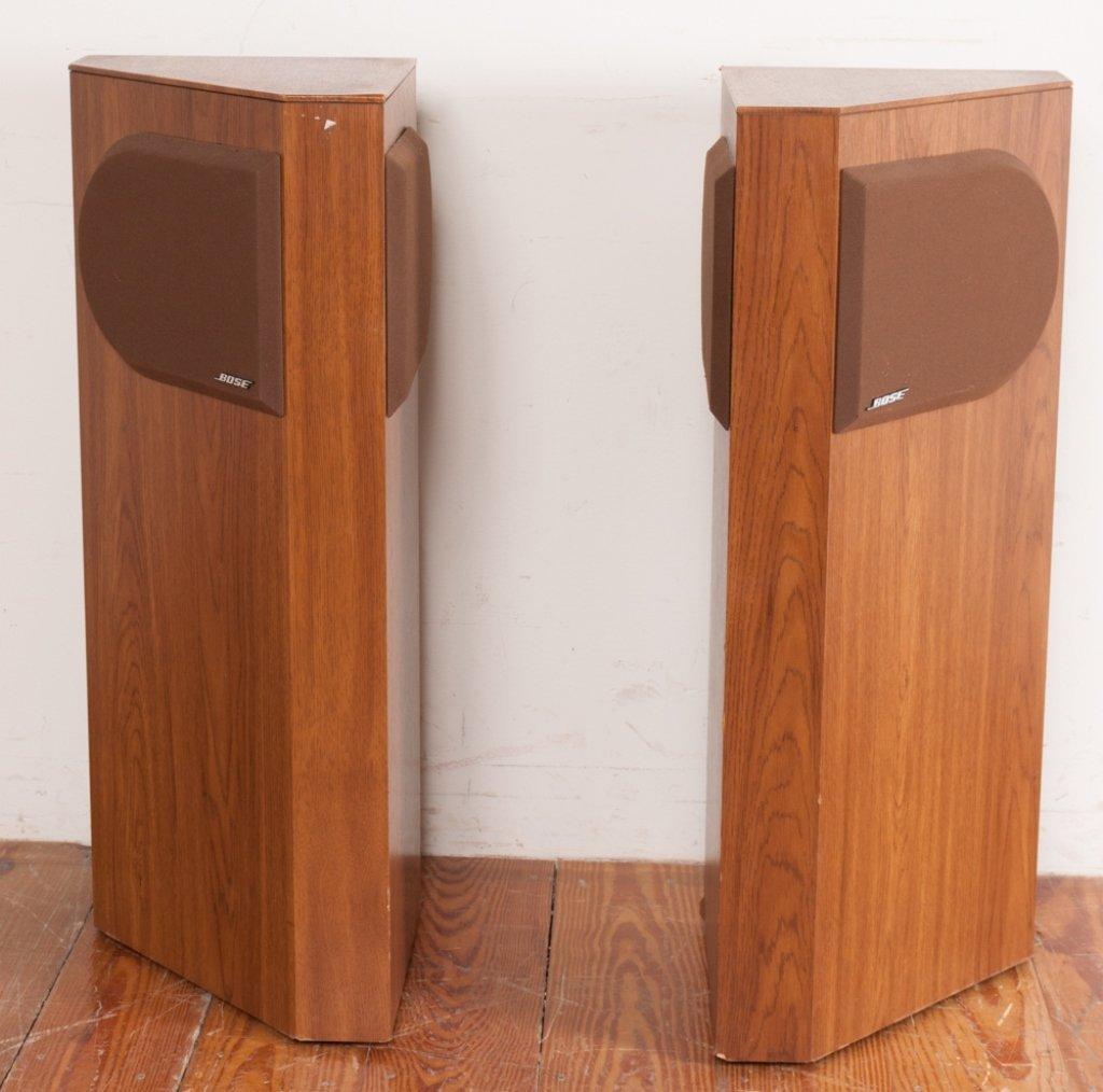 Bose 401 Direct/ Reflecting Speakers, Pair - 2