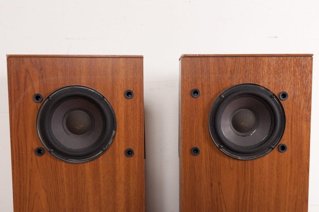 Bose 401 Direct/ Reflecting Speakers, Pair - 6