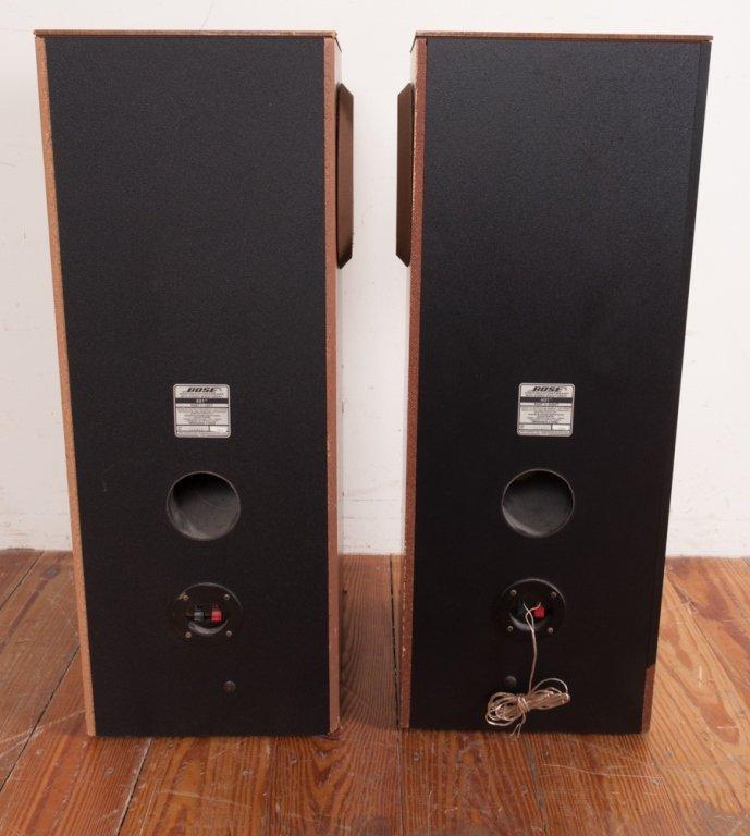 Bose 401 Direct/ Reflecting Speakers, Pair - 7