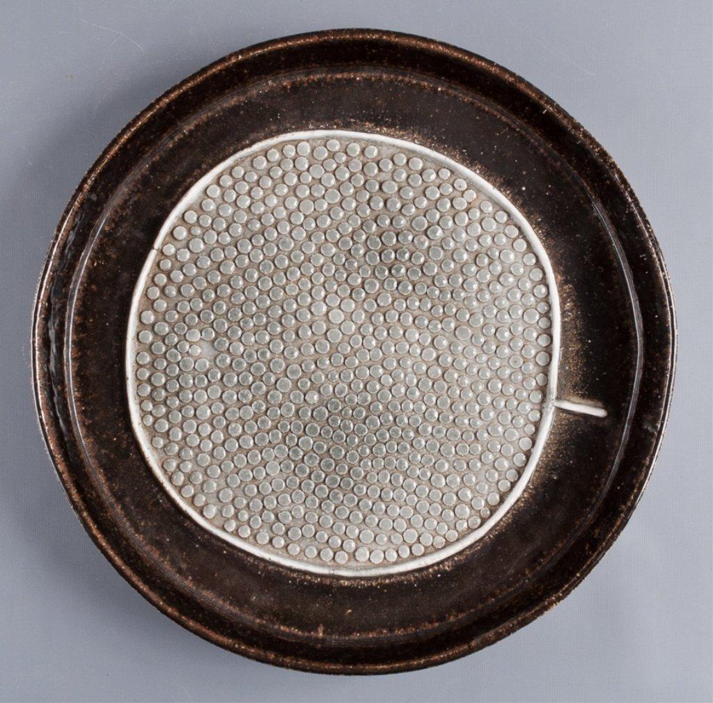 Rorstrand S. Leuchovius Pottery Server - 3