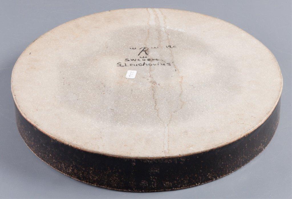 Rorstrand S. Leuchovius Pottery Server - 5