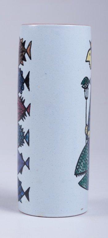 Gustavsberg Modern Swedish Pottery Vase - 2