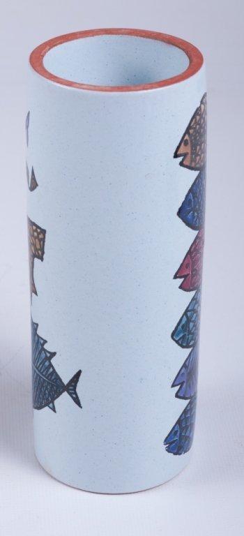 Gustavsberg Modern Swedish Pottery Vase - 4