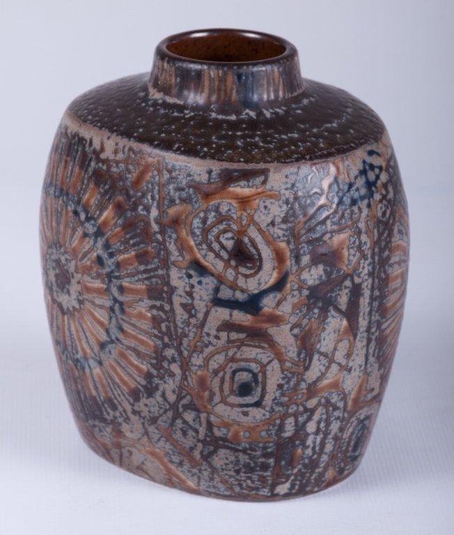 Nils Thorsson Royal Copenhagen Baca/ Fajance Vase