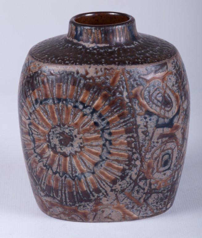 Nils Thorsson Royal Copenhagen Baca/ Fajance Vase - 2
