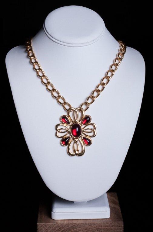 Vintage Costume Necklace Group, Incl. Napier - 2