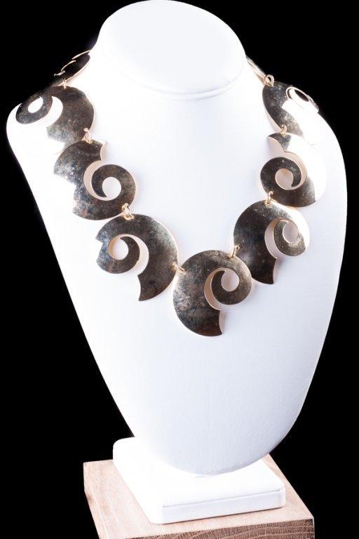 Vintage Costume Necklace Group, Incl. Napier - 4