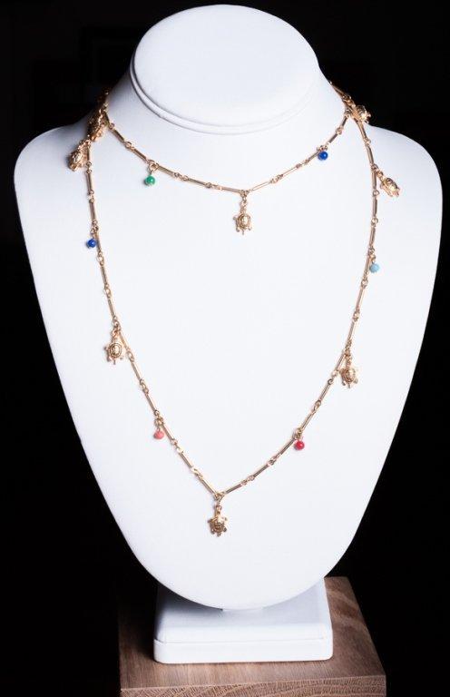 Vintage Costume Necklace Group, Incl. Napier - 5