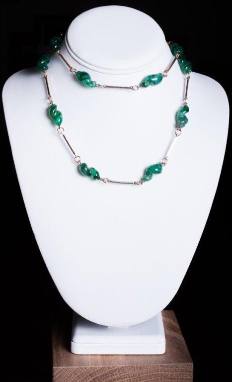 Vintage Costume Necklace Group, Incl. Napier - 6