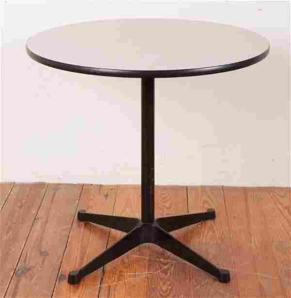 Herman Miller Round Top Table