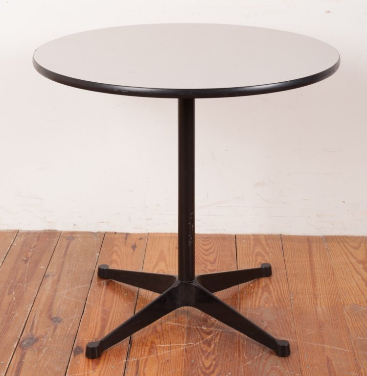 Herman Miller Round Top Table