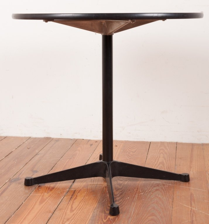 Herman Miller Round Top Table - 2