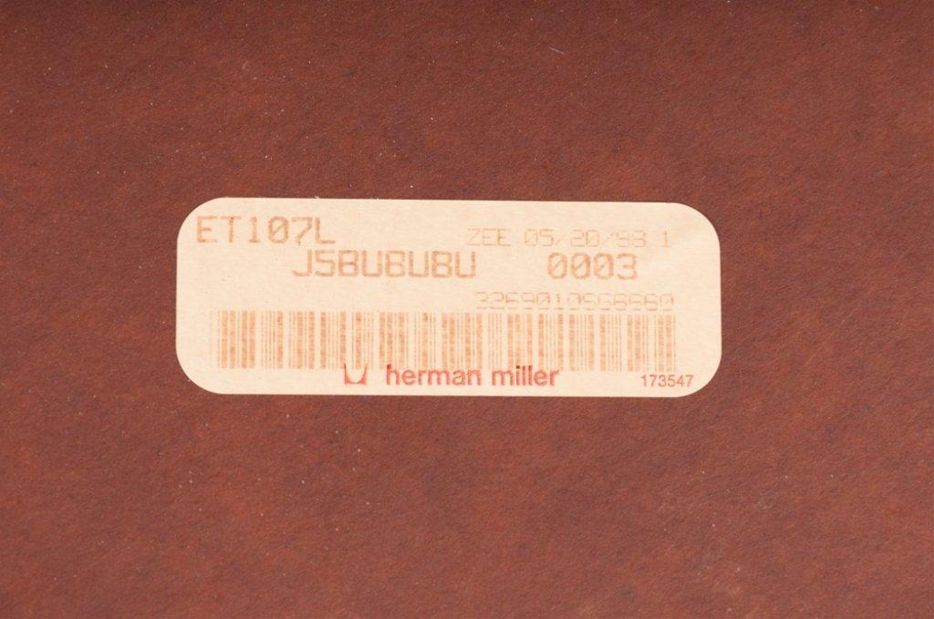 Herman Miller Round Top Table - 4