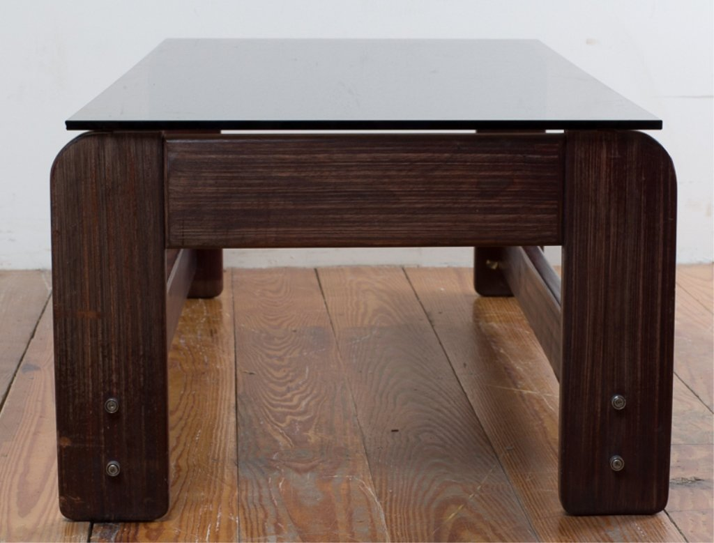 Rosewood Lafer Coffee Table - 3