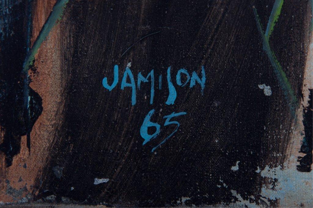 Jamison Pedra Prazeres Untitled Oil on Canvas - 3