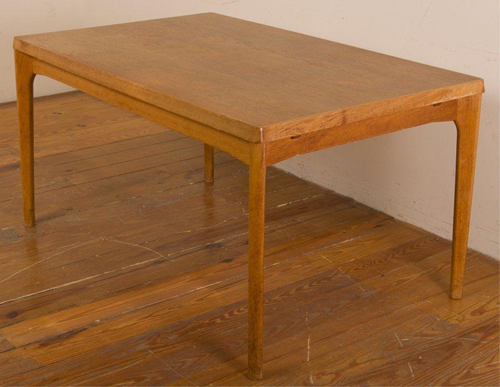 Vejle Stole Mobelfabrik Danish Teak Dining Table