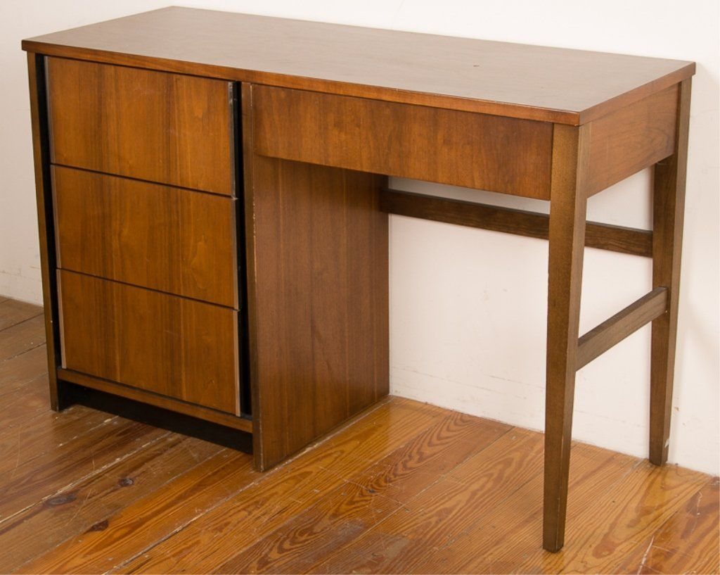 Bassett Furniture Mid-Century Desk