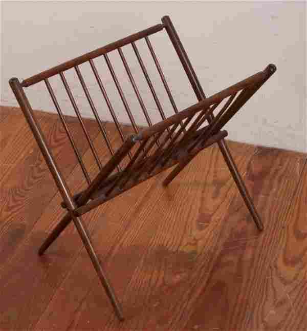 Materpieces in Wood Nasco Magazine Rack