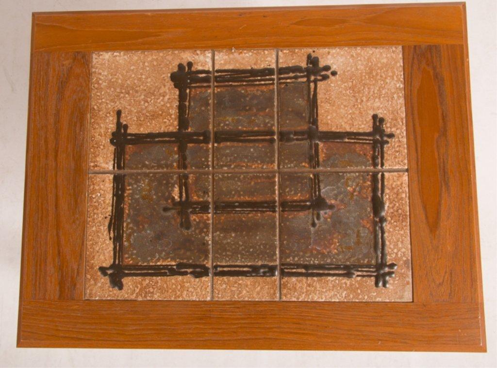 Trioh Danish Nesting Tables, Three (3) - 7