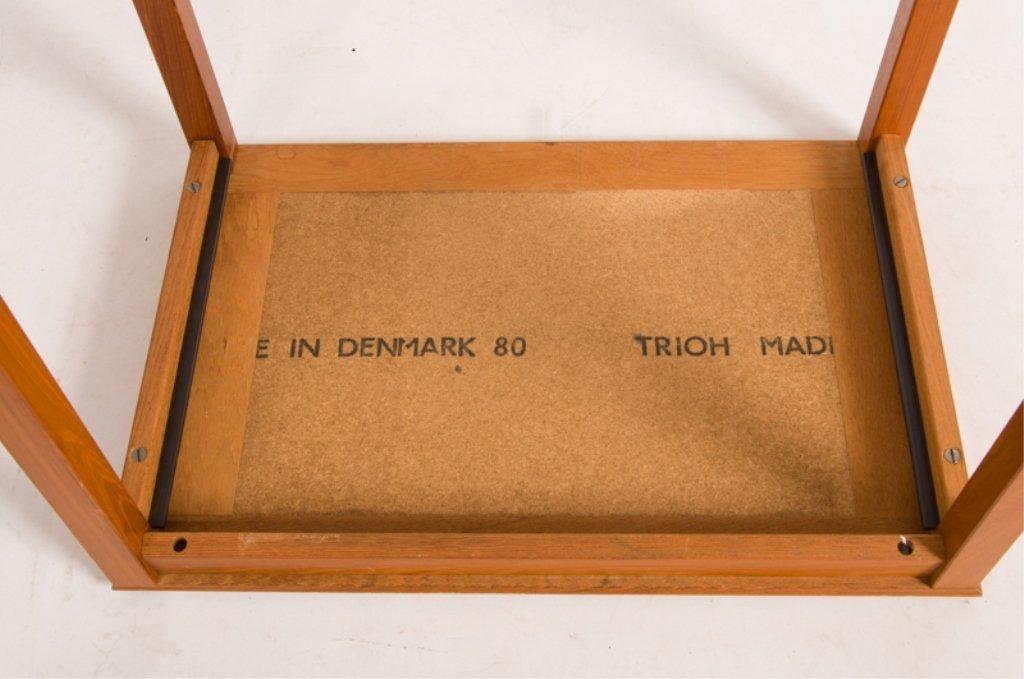 Trioh Danish Nesting Tables, Three (3) - 9