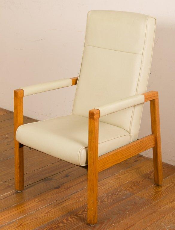 "Hill-Rom Co. High Back ""Flex"" Chair"