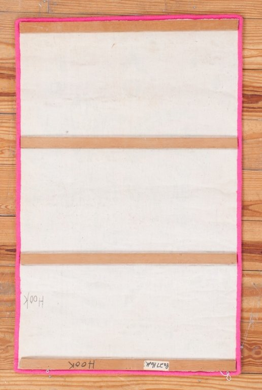 """Kennedy Bahia Needlepoint Tapestry, """"Tucano"""" - 2"""