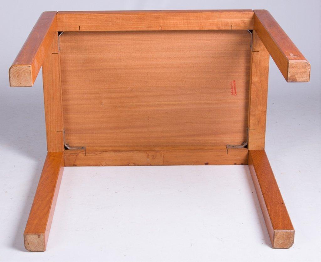Danish Teak Side Table - 4